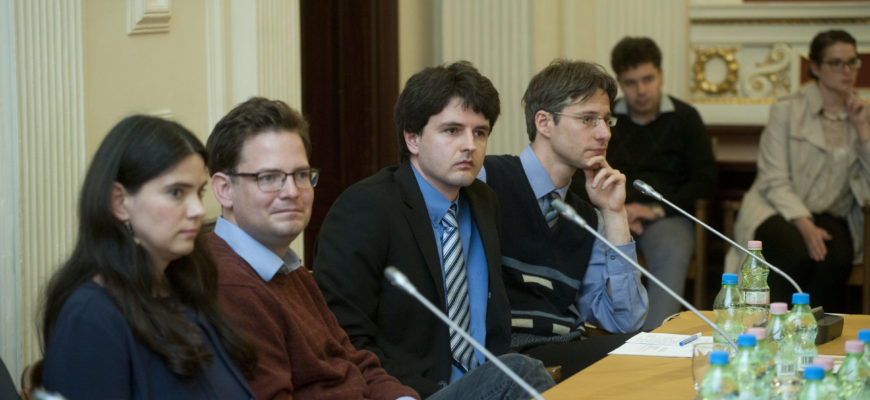 HAS organised Young Researchers' Forum at the first time